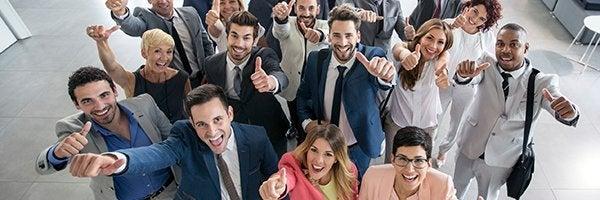 鼓励员工接受公司价值观