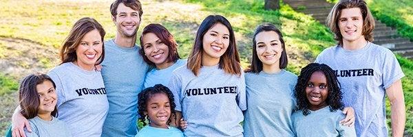 下一代志愿者