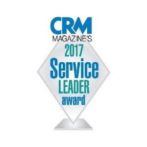CRM 杂志 2017 服务领导者