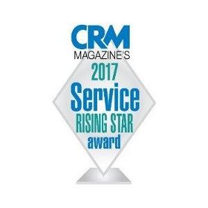 CRM 杂志 2017 服务新星奖