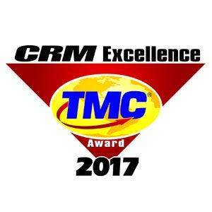 TMC CRM 卓越奖 2017