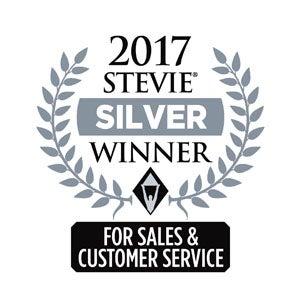 2017Stevie 银奖